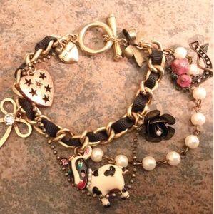 Reduced Today!!!!! Betsey Johnson Bracelet